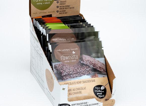 Hemp Snacker Bar Variety Box