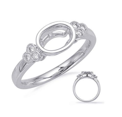 Bezel Diamond Ring Mounting