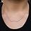 "Thumbnail: ""Strijela"" Diamond Arrow Necklace"