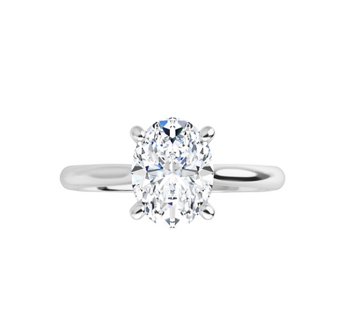 Solitaire Ring Mounting