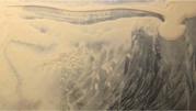 Tableau cymatique vibratoire