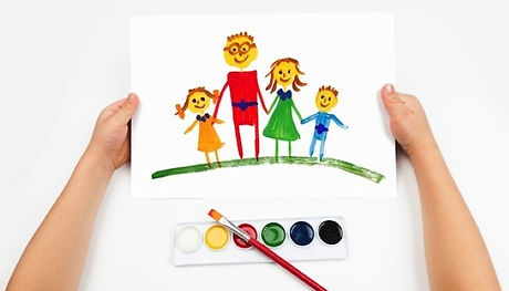 3896-dessins-enfant-signification-famill