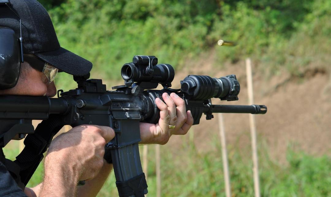Rifle Skills for Home Defense