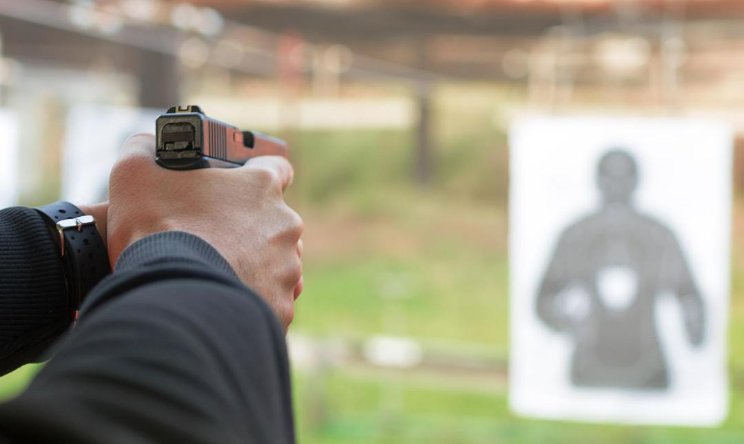 Defensive Pistol Shooting