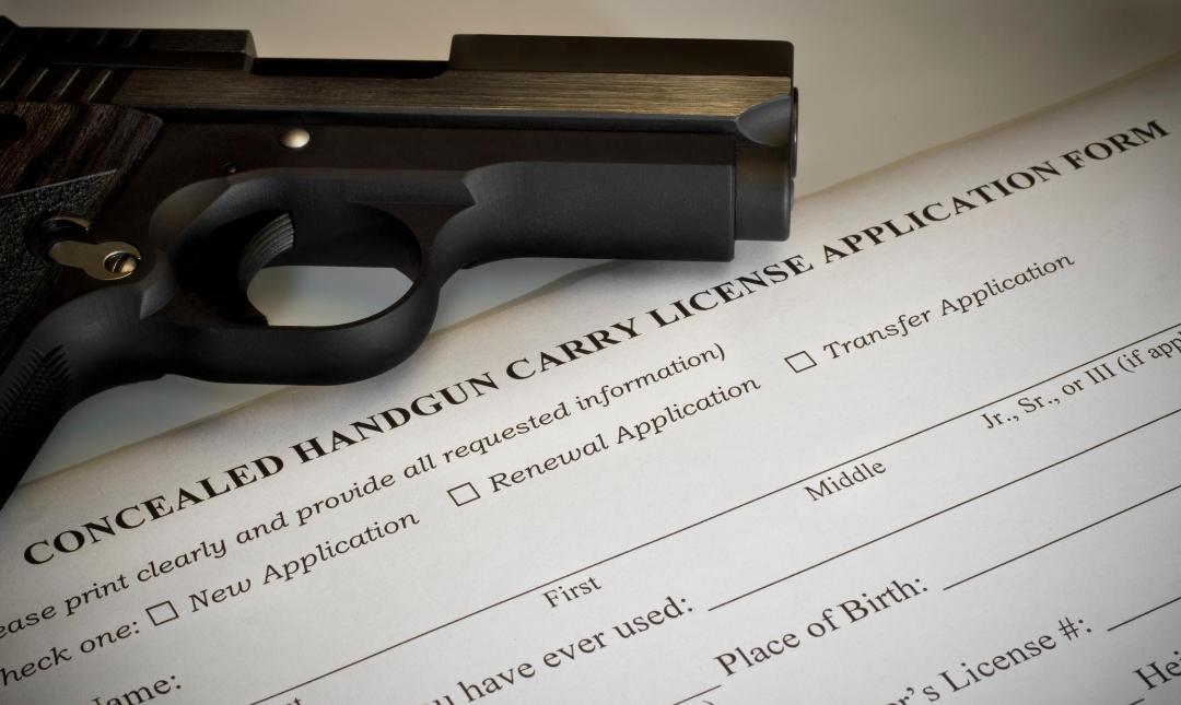 Concealed Pistol Licensing