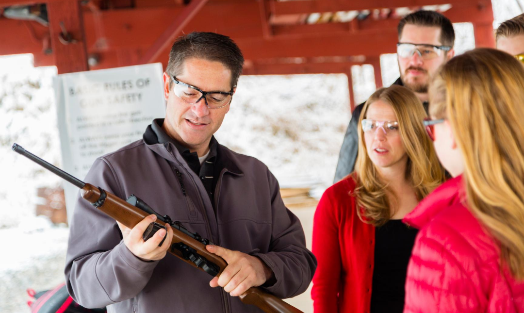 Private Family Firearms Instruction