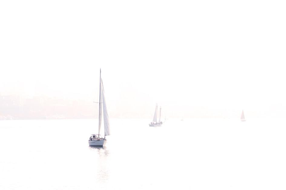 """""""Sailing the World"""" Seattle, Washington. 2017"""