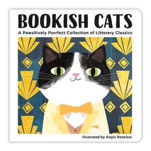 Bookish Cats