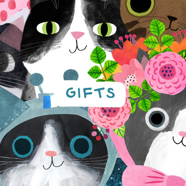 PLANET CAT GIFTS