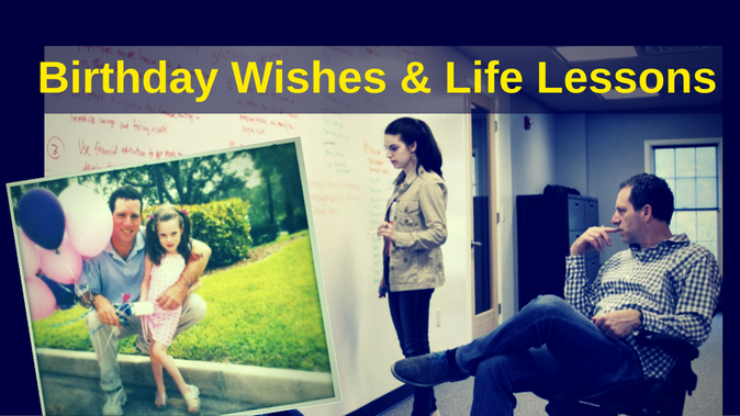 Birthday Wishes & Life Lessons