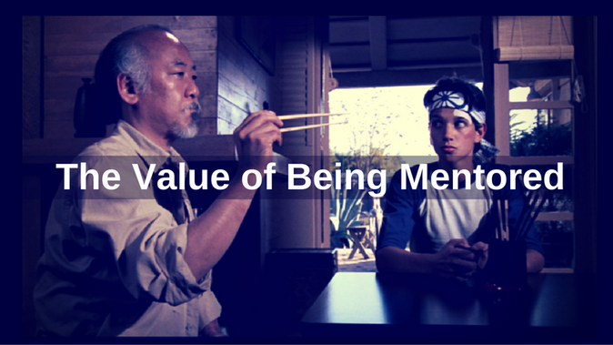 The Value of Being Mentored