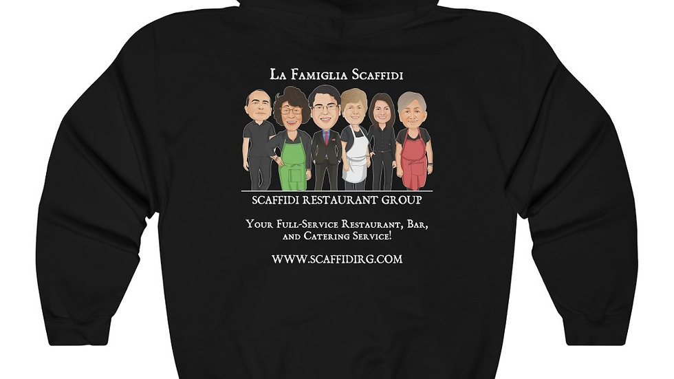 Scaffidi Family Hoodie