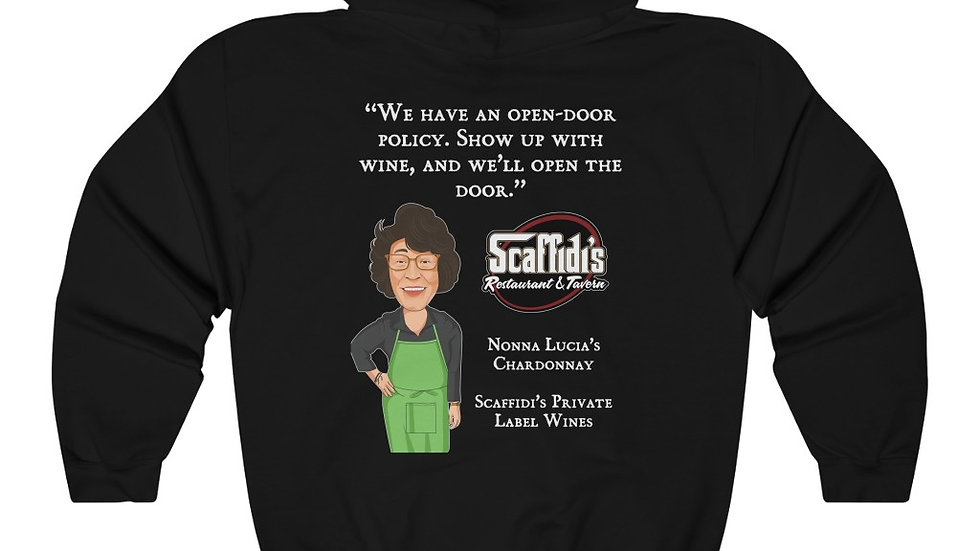 Nonna Lucia's Chardonnay Hoodie