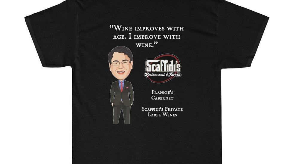 Frankie's Cabernet T-Shirt