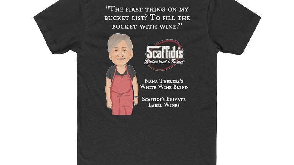 Nana Theresa's White Wine Blend T-Shirt