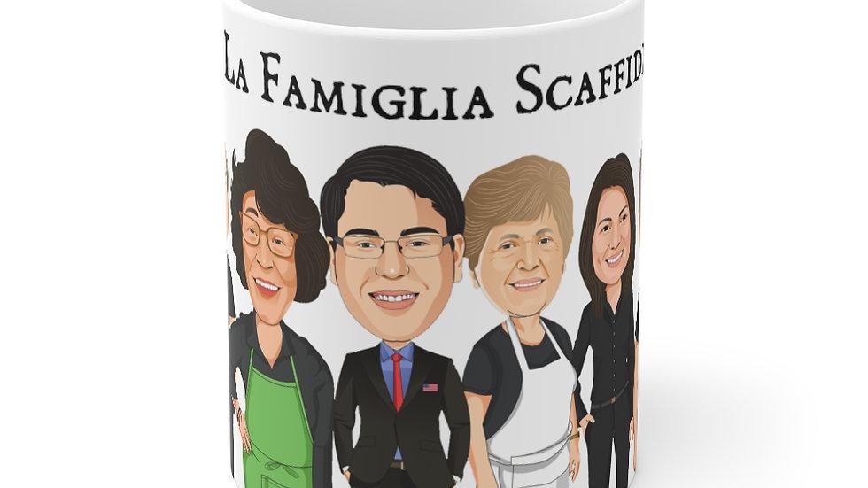 The Scaffidi Family Mug