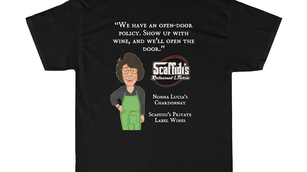 Nonna Lucia's Chardonnay T-Shirt