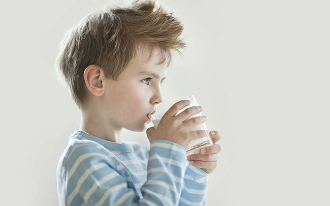 Why Is Milk Good for Your Child's Teeth?