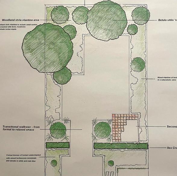 Sevenoaks Garden Design
