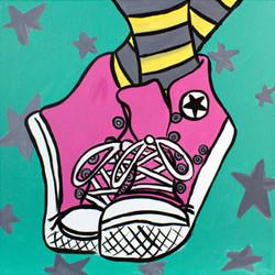 Pink Kicks