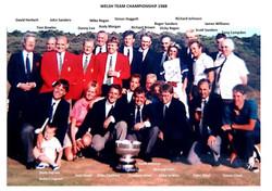 1988 Welsh Team Championship