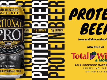 National Pro First Beer Tasting!