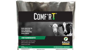 New Research Reveals Comfort™ Reduces Heat Stress in Ruminants and Improves Meat Quality Grade