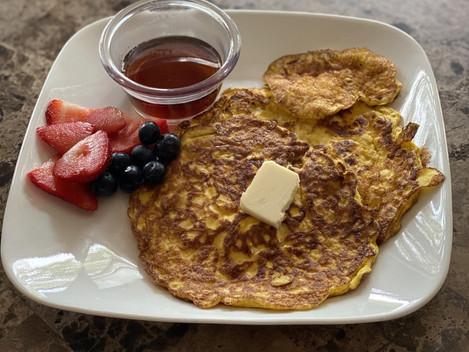 Annie's 2-Ingredient Keto Pancakes