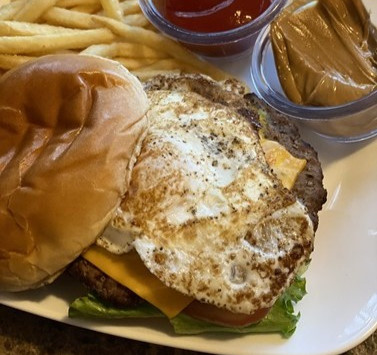 Annie's Ultimate Burger