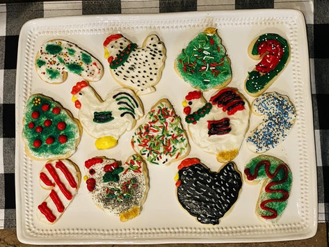 How to Make the BEST Christmas Cookies