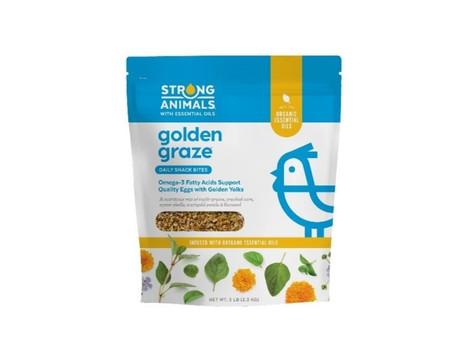 NEW: Golden Graze Treats