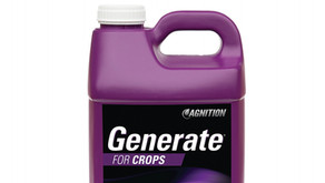Generate® by Agnition Now Approved for Organic Production