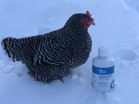 Take Your Daily Vitamin & Your Chickens Too!