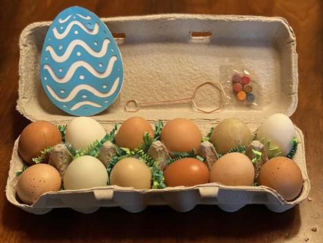 The Best Easter Egg Hostess Gift