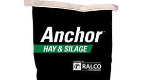 Agnition Launches Organic Anchor™ for Hay, a Dry Granular Hay Preservative