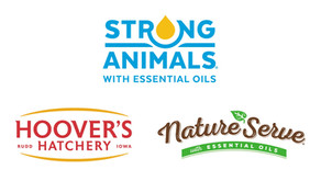 Strong Animals Collaborates with Hoover's Hatchery and NatureServe Feeds