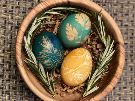 Fun & Easy Easter Egg Decorating