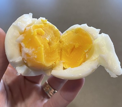 The Best Hard Boiled Eggs Ever