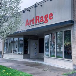 ArtRage Gallery, Syracuse, NY - 2018