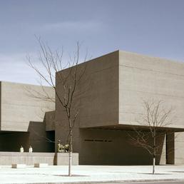 Everson Museum, Syracuse, NY - 1974