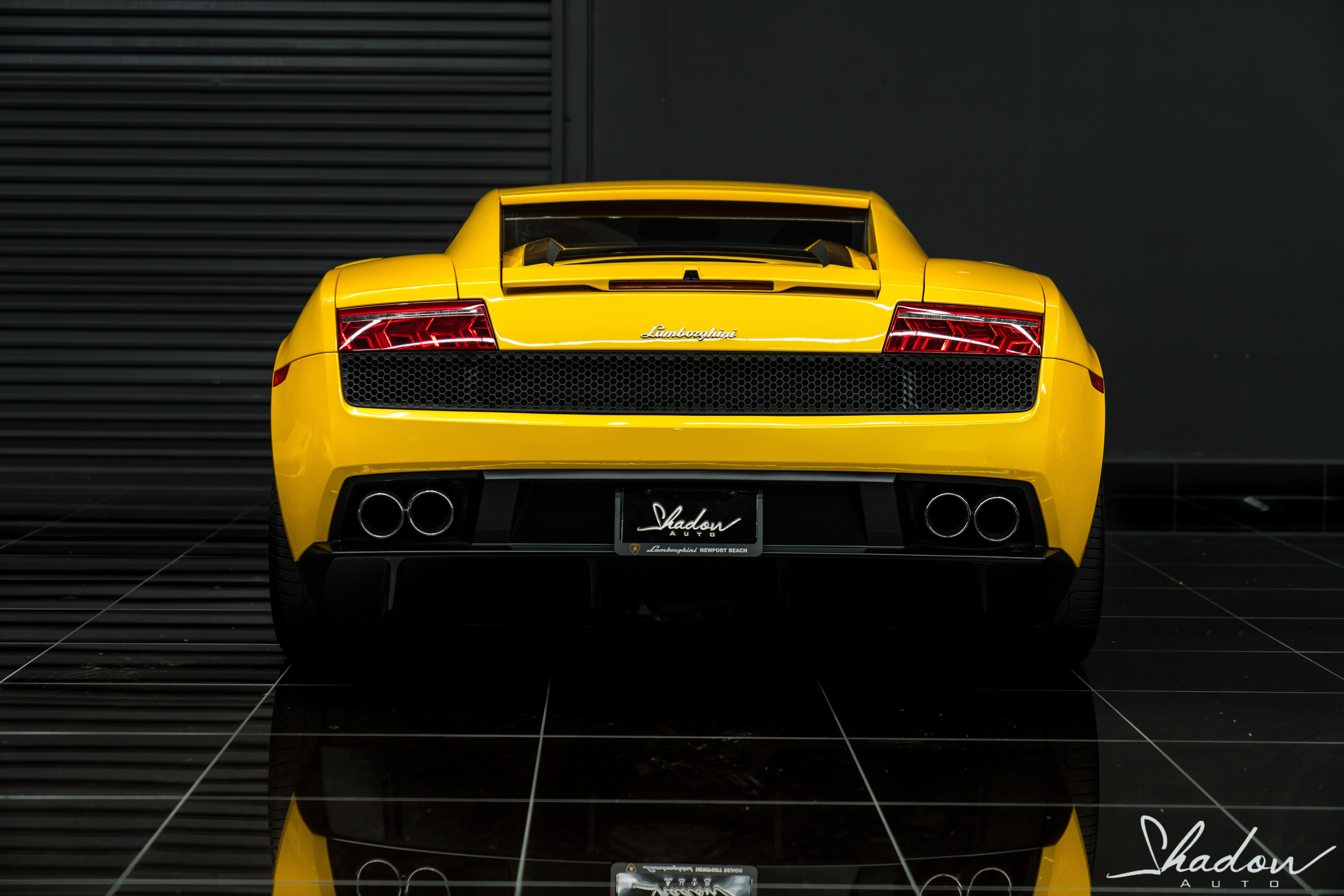 Shadow 2012 Lamborghini Gallardo Lp550 2