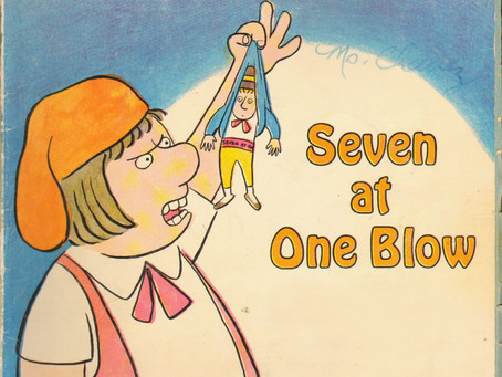 SEVEN WITH ONE BLOW: OVERCOMING THE ODDS IN CANCER