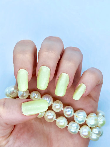 Creamy Nagelfolie