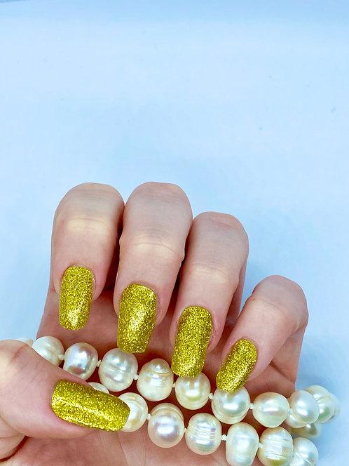 Gold & Kaviar Nagelfolie