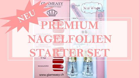 Startseite-Premium Nagelfolien Starter S