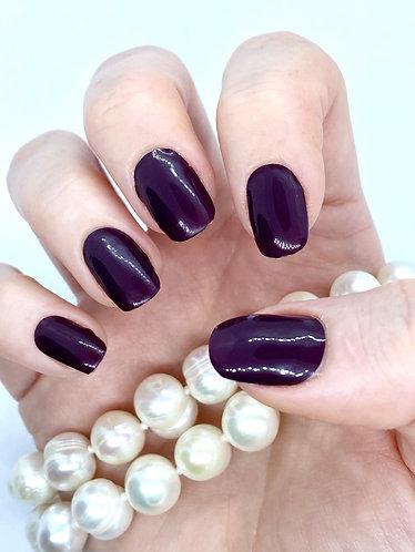 Violett Nights Premium Nagelfolie