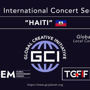 Live Virtual International Concert