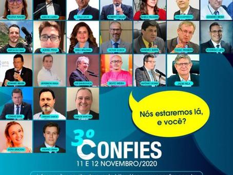 3º Congresso Nacional do CONFIES discute gargalos da ciência no Brasil