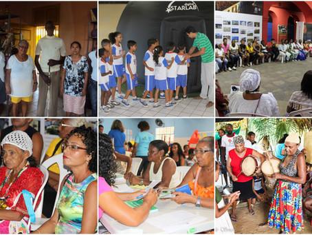 Fundação Josué Montello apresenta resultados de Projetos Sociais em 2015