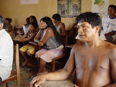 FJMONTELLO apoia projeto de Educação Escolar Indígena